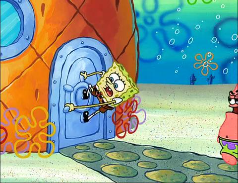 SpongeBuddy Mania SpongeBob Episode The Smoking Peanut