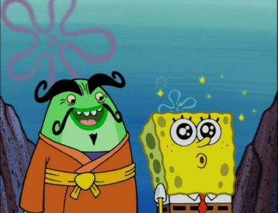 SpongeBuddy Mania - SpongeBob Episode - Karate Island