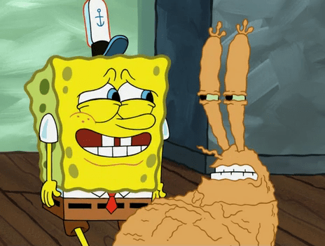 Spongebuddy Mania Spongebob Episode What Ever Happened