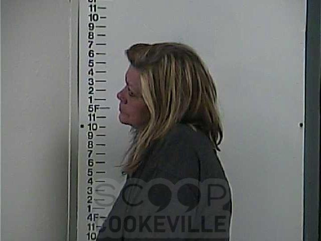 Kristie Prowse booked on Manufactur/Del/Sell Of A Controlled Substance charge