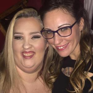 Brittany Dugger & Mama June @ Deja Vu Strip Club
