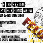 The East Room, Death From a Bun, & Others Endorsing Fundraiser 'Legal Fund' of CONVICTED Att Aggravated Child Neglector (Under 8/Disabled), Kirin Haller (AKA Hong Meow)