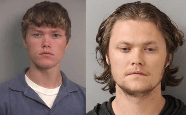 Edward Duncan Arrest Photos: 2008 & 2017