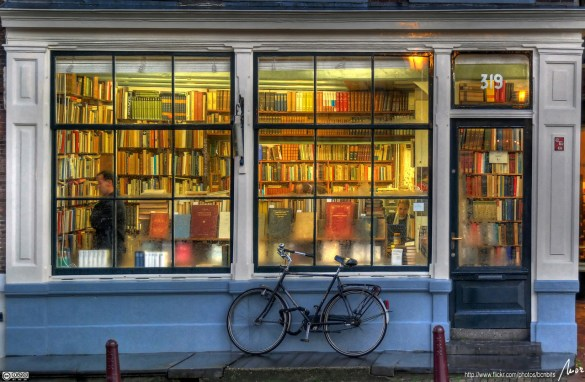 The Libreria in Amsterdam (photo: MorBCN)