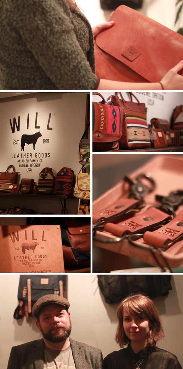 "LOOKCITY: ""Will Leather Goods"" Up From Oregon For A Shop-In"