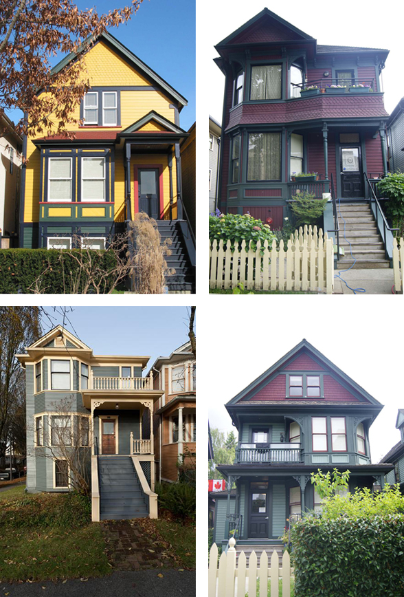 Getting To Know Vancouver S Victorian House Style