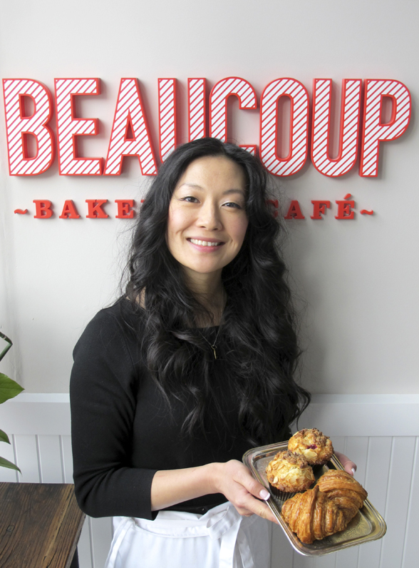 Beaucoup Bakery & Cafe is located at 2150 Fir St. (@ 6th Ave) in Vancouver, BC   604-732-4222   beaucoupbakery.com