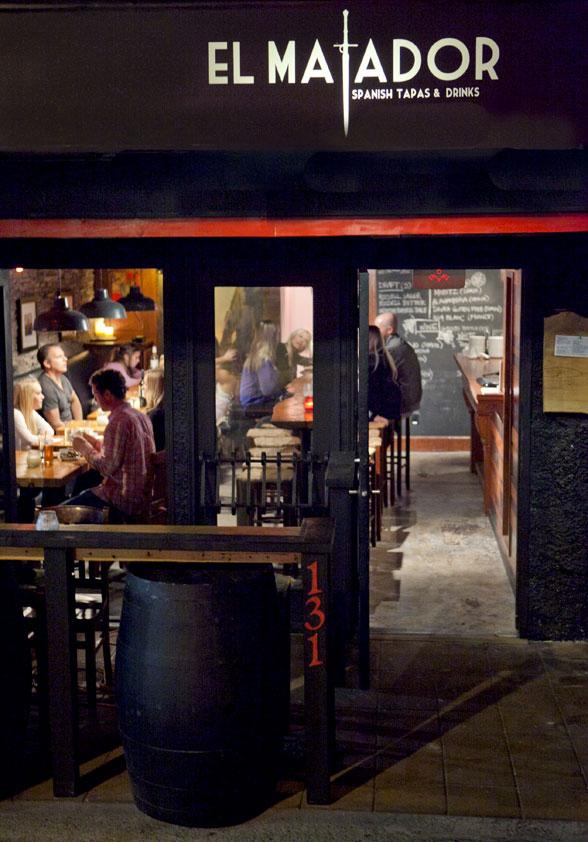 El Matador is located at 131 W Esplanade #2 in North Vancouver, BC | 604-770-1717 | www.elmatadorsocial.com