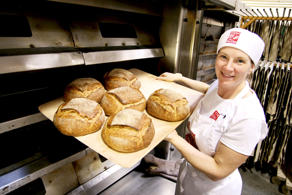 There are four locations of Terra Breads across Vancouver, BC | Learn more at www.terrabreads.com