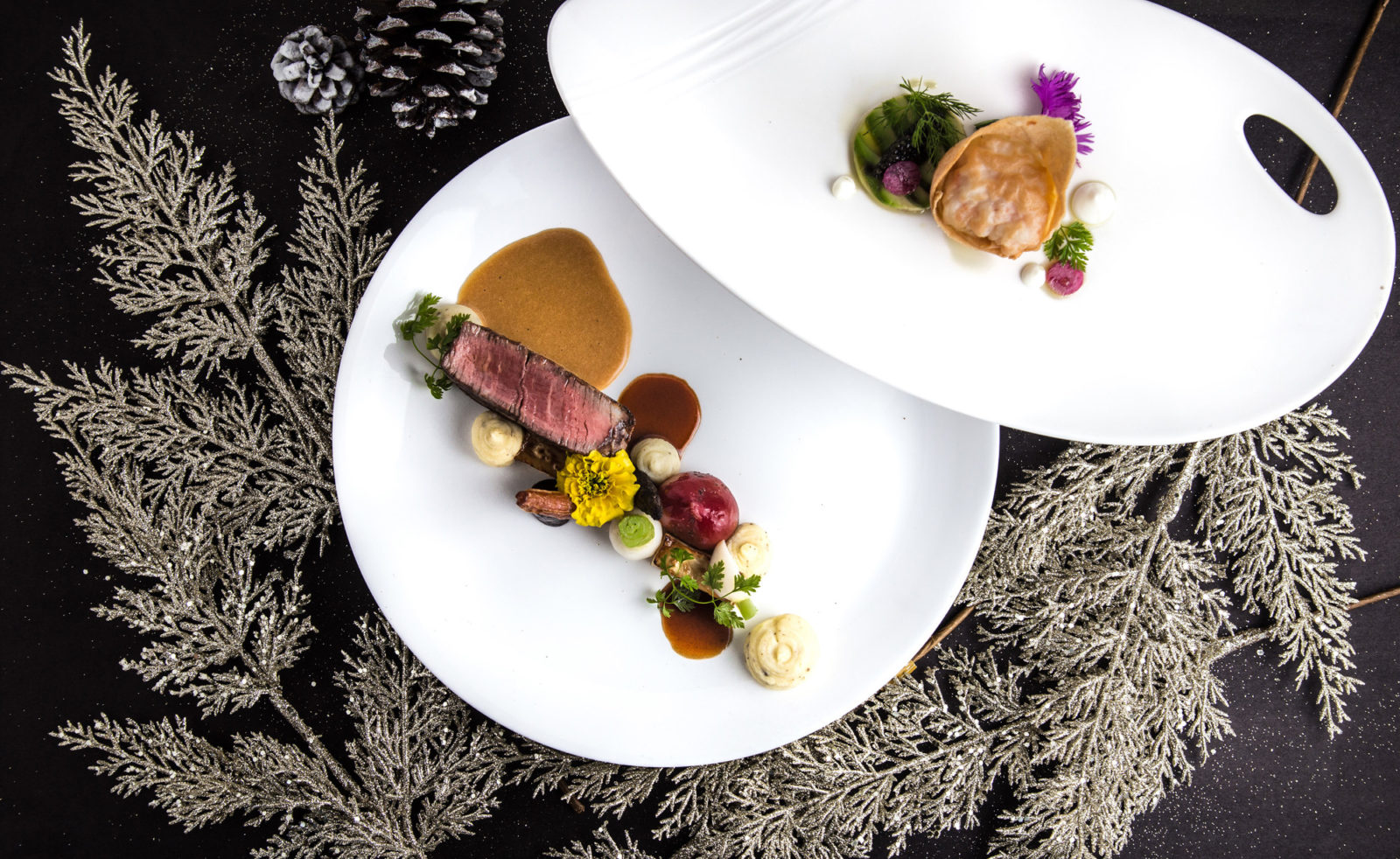 MARKET by Jean-Georges Reveals Decadent Menus for Christmas Eve/Day ...