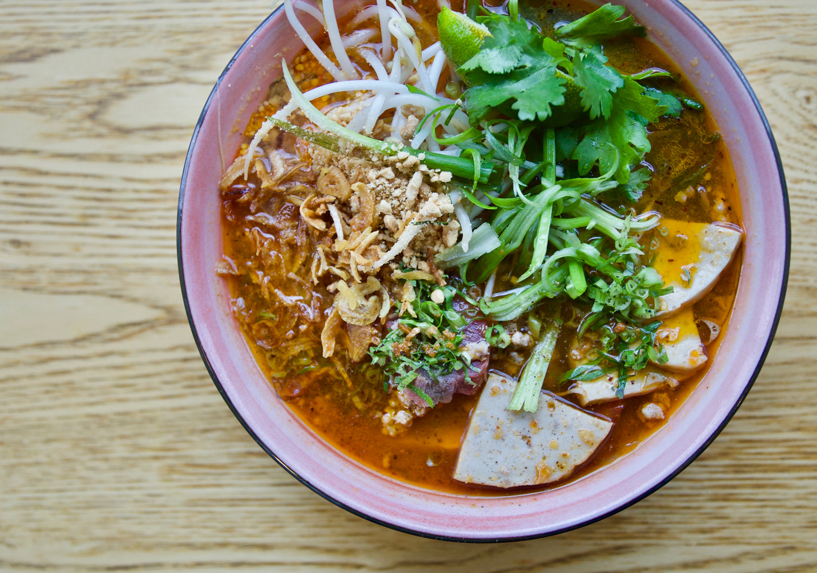 You Need To Try This Crazy Aromatic Hot & Sour Pork Noodle Soup in