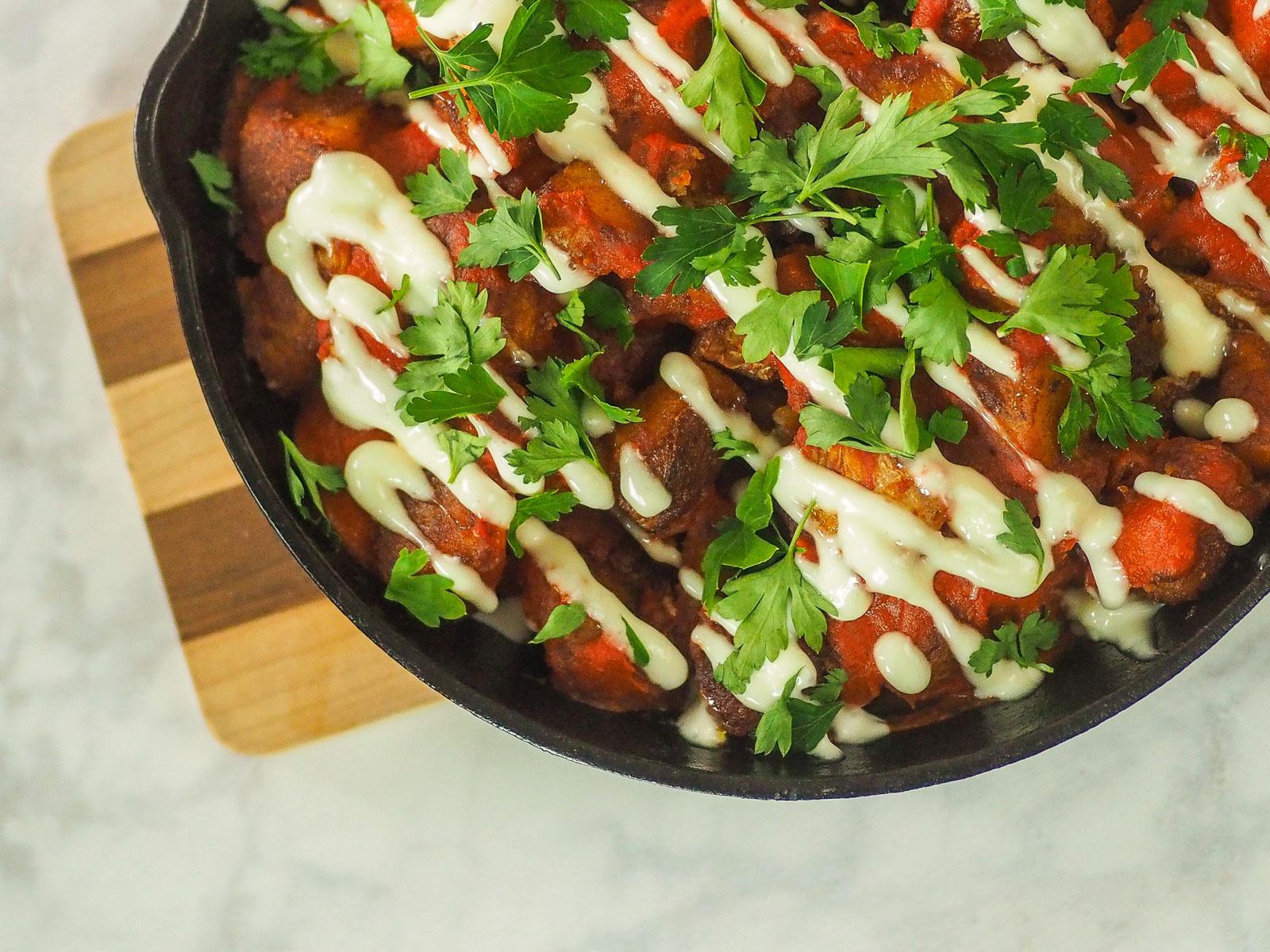 We Tried to Make España's Delicious Patatas Bravas at Home