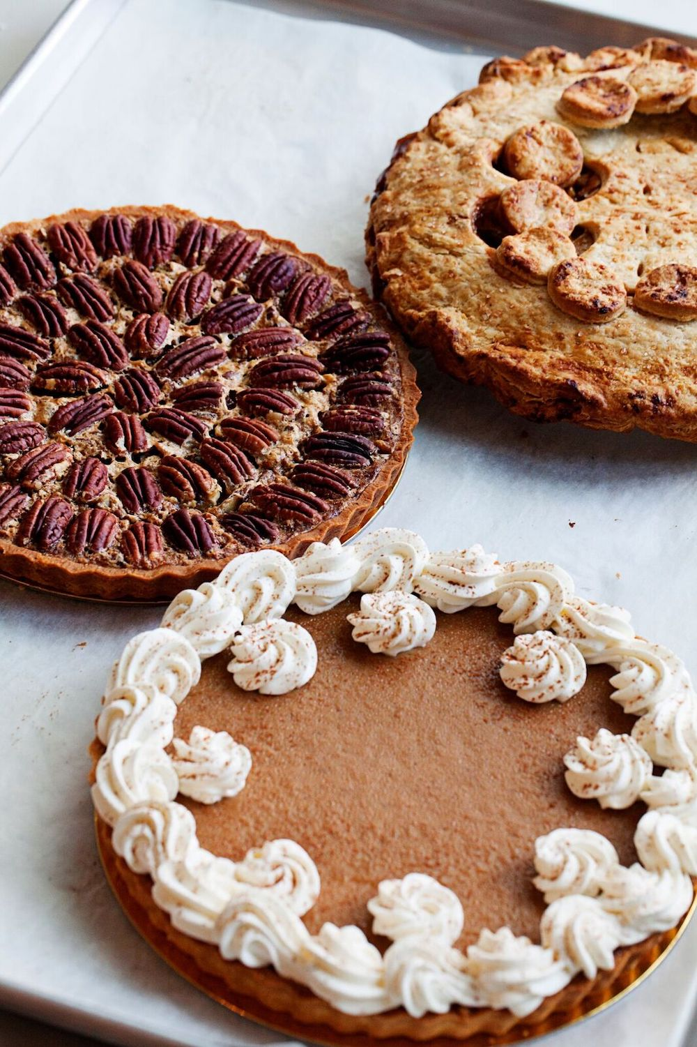 Cadeaux Bakery Primed for Thanksgiving With Special Pies, Tarts, Croissants and More