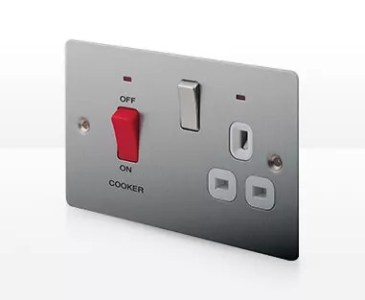 Wiring Accessories   Electrical   Lighting   Screwfix com Switches   Sockets