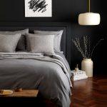 Relaxed Denim Graphite Grey Bed Linen Secret Linen Store
