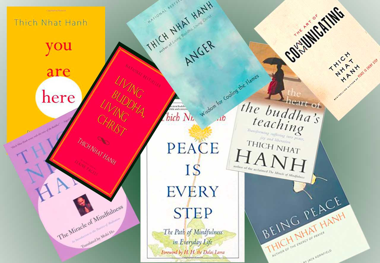 Thich Nhat Hanh Books