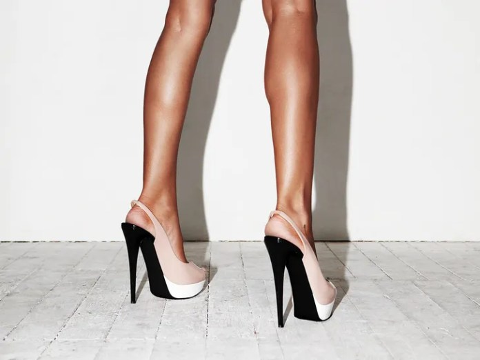 Image result for Why high heels are good for your soul... but not your soles