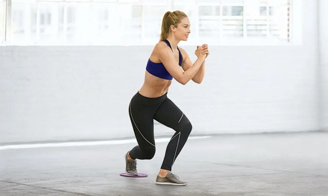 Image may contain Human Person Sport Sports Exercise Fitness Working Out and Female