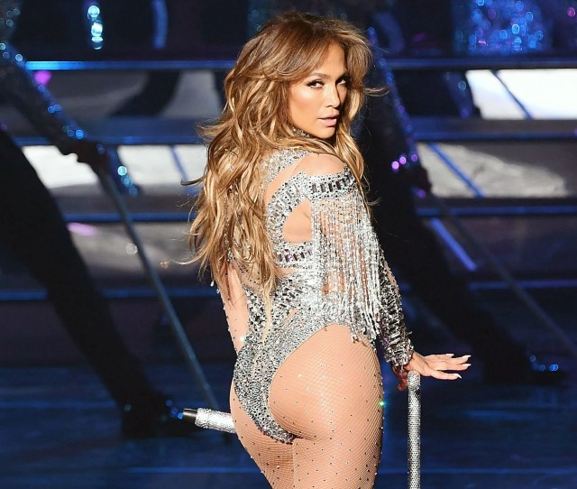 Jennifer Lopez Says She Feels Empowered By This Selfie Of Her Butt
