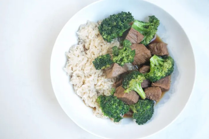 Beef and Broccoli from $5 Dinners