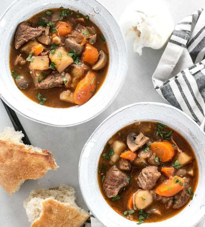 Beef Stew from Budget Bytes