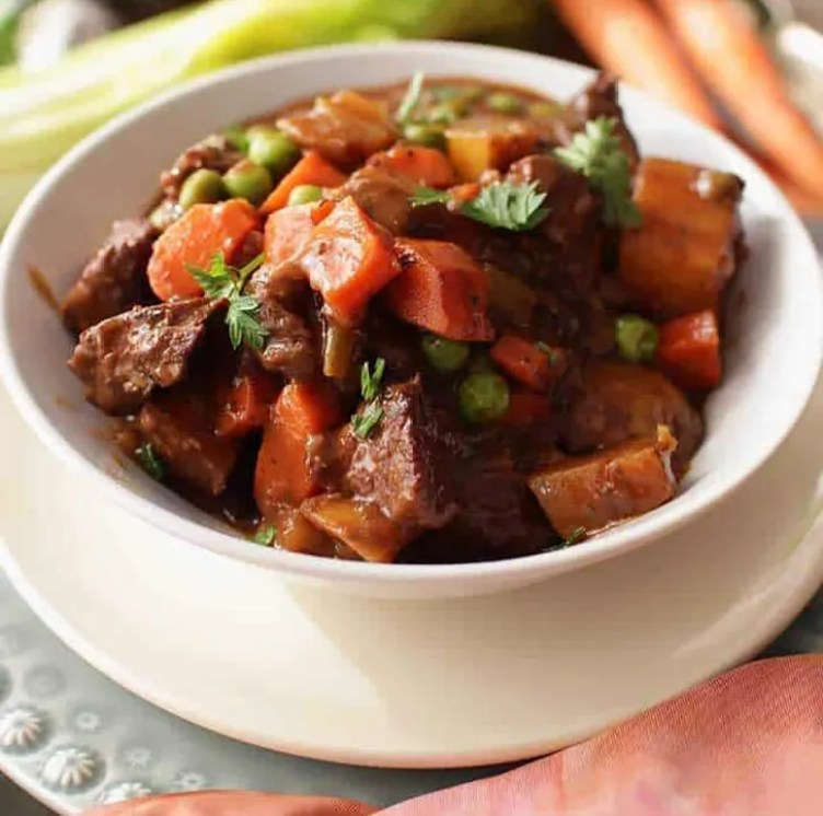 Beef Stew from One Dish Kitchen
