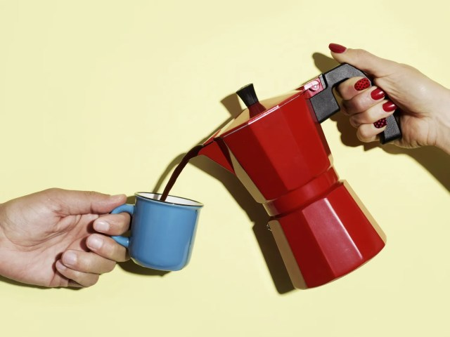 How to Clean a Coffee Maker to Make Your Brew Taste Better  SELF