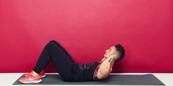 How to Do Crunches to Strengthen Your Abs   SELF