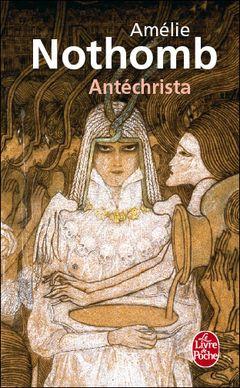 Couverture Antéchrista