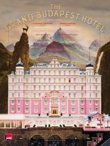 Affiche The Grand Budapest Hotel