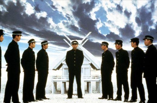 Film japonais à la TV - Mishima une vie en 4 chapitres