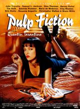 Affiche Pulp Fiction
