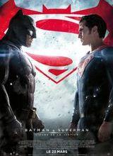 Affiche Batman v Superman : L'Aube de la Justice