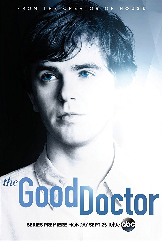 The Good Doctor - Best TV Shows of 2018 ( so far ! )