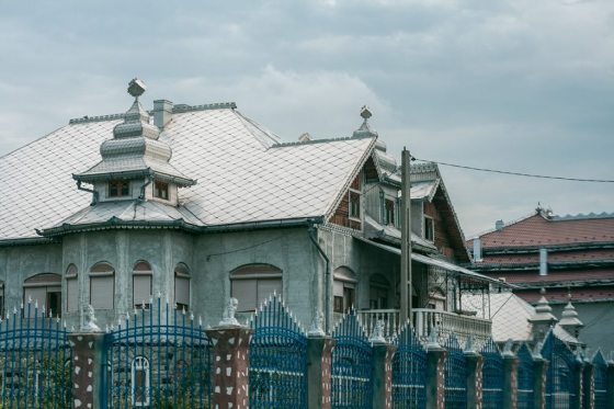 Romanian Rooftops