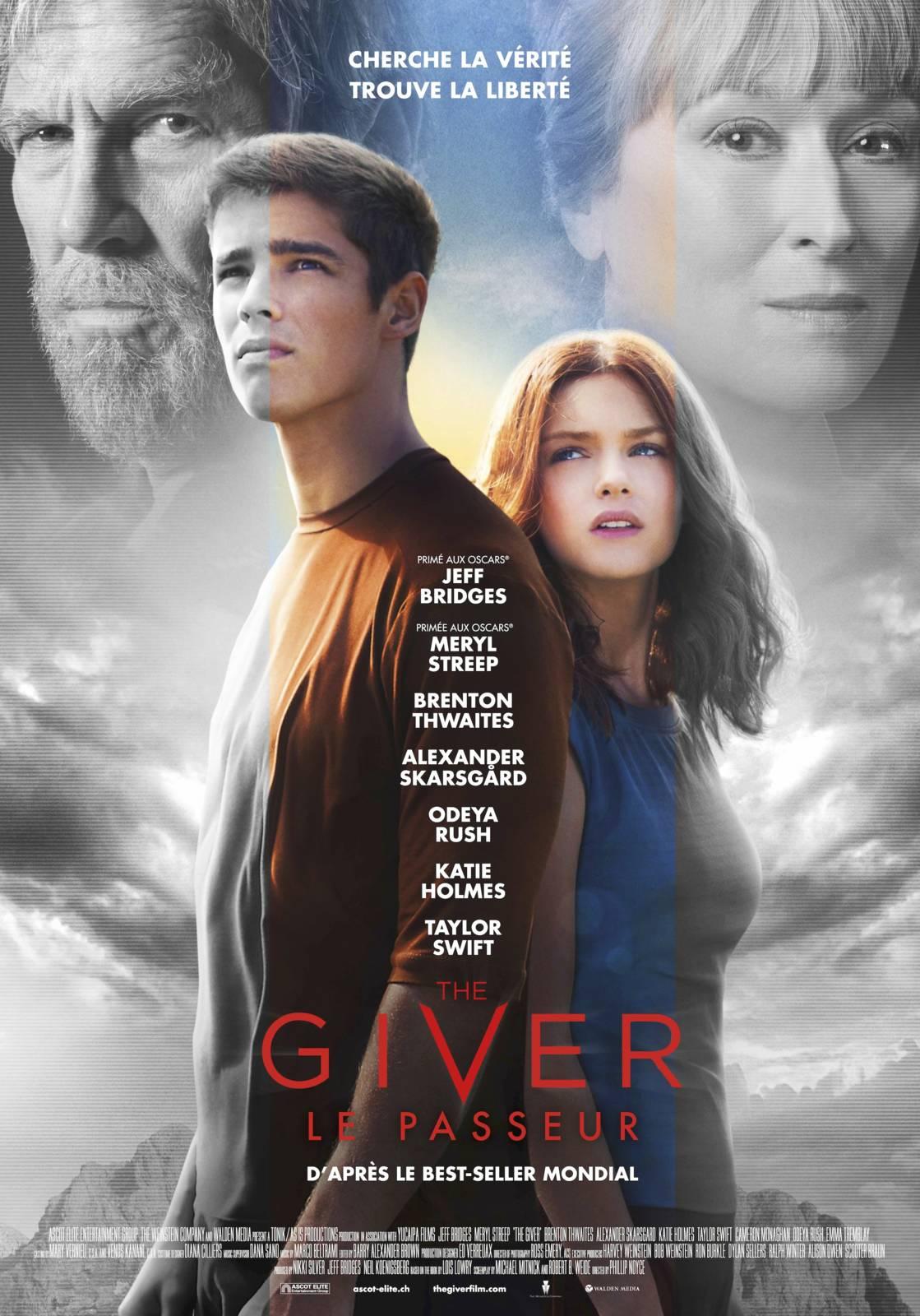 the giver etats unis 2014 97min