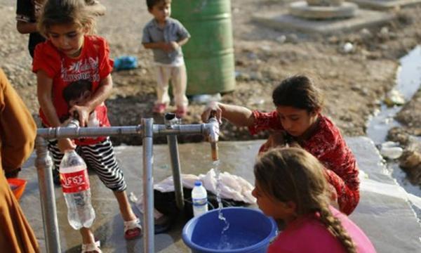 الموارد المائية تدعم ديالى بمحطة لتخفيف شح المياه