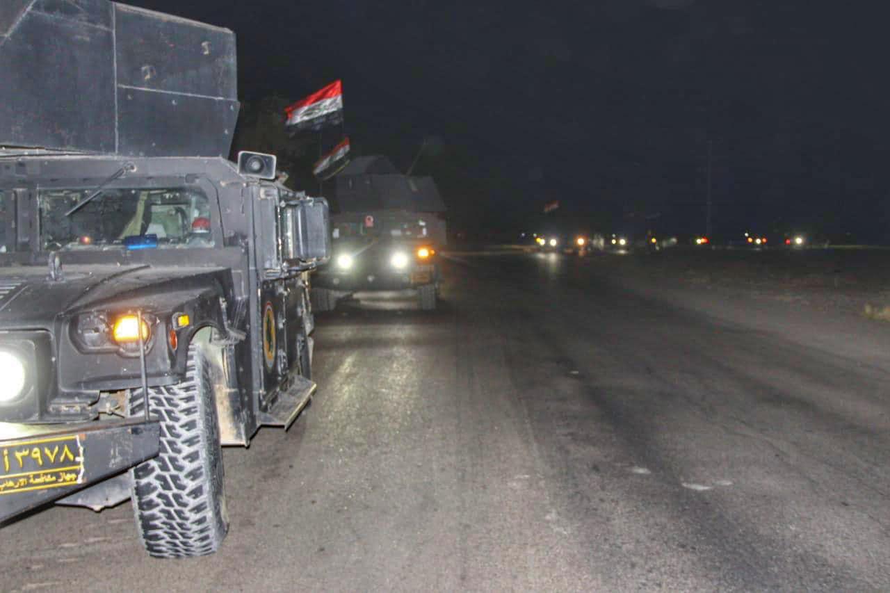 """بعملية خاطفة .. مكافحة الارهاب تفكك شبكة """"كبيرة"""" لداعش في العراق (صور)"""
