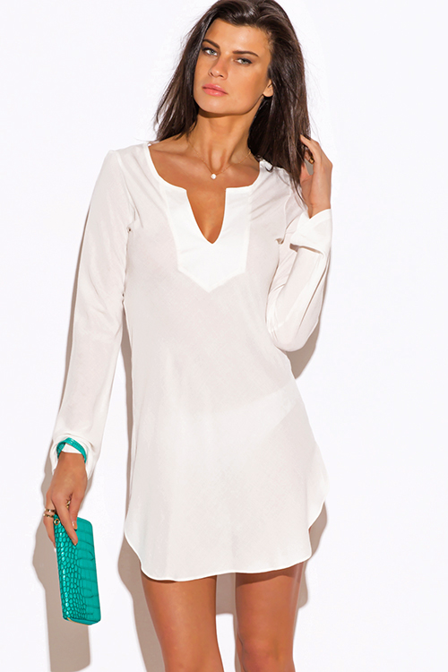 Sleeve Butterfly Tunic