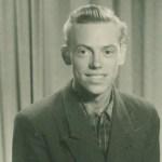 Åke Lindmark 1952.