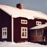 Mika i vinterskrud. Foto: Urban Mikaelsson
