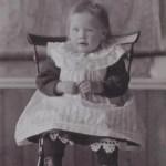 Helga Nyman 1904-1982 gift Nilsson.