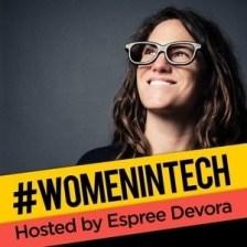 #WomenInTech Podcast