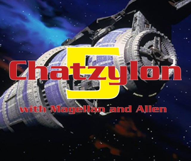 Chatzylon 5 A Babylon 5 Podcast Chatzylon 205 20art