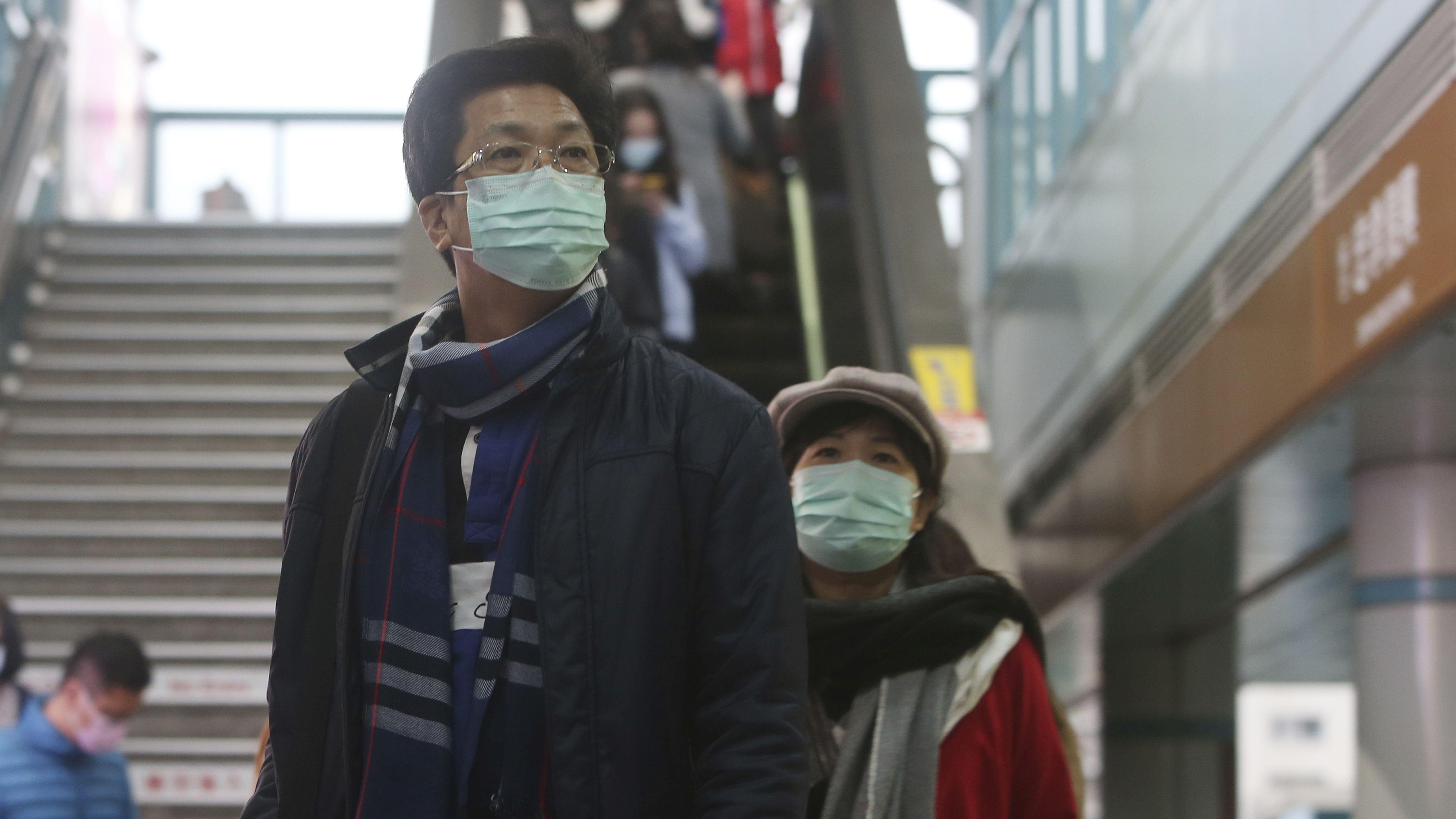 【武漢肺炎】臺灣發現2款口罩致癌物超標未能防疫