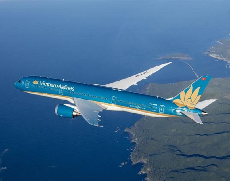 越南航空暫停所有國際航線至4月30日