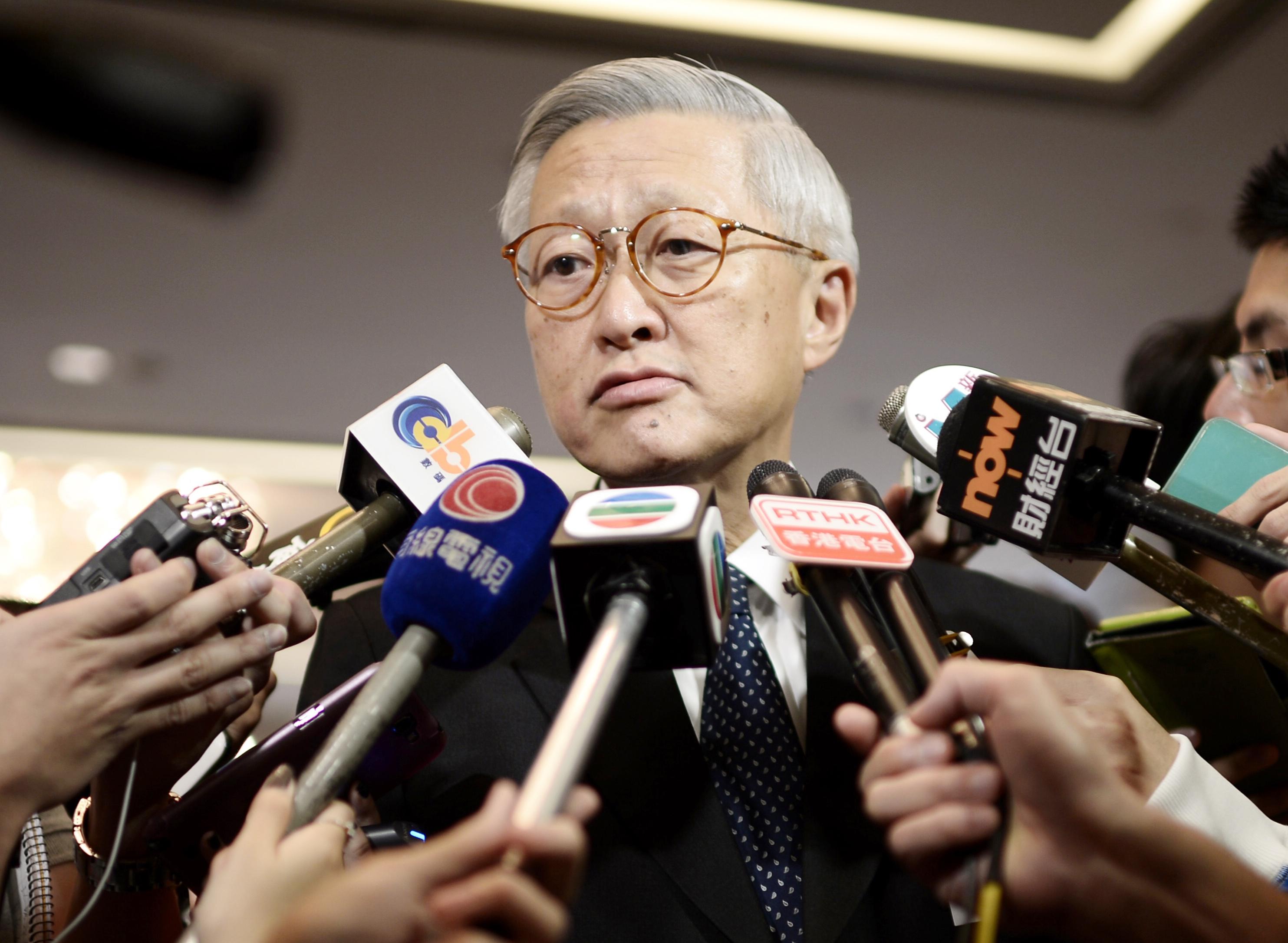 【國安法】李國能指立法合理 倡在港審訊須無追溯力