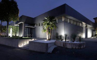 Casalgrande Padana: nytt showroom Creative Center 2.0