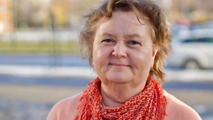 Pernilla Övermark, ordförande