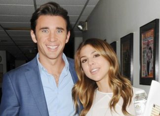 Billy Flynn and Kate Mansi
